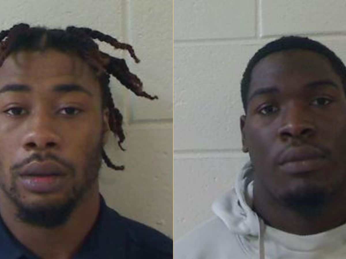 4 Georgia Southern football players arrested on drug charges
