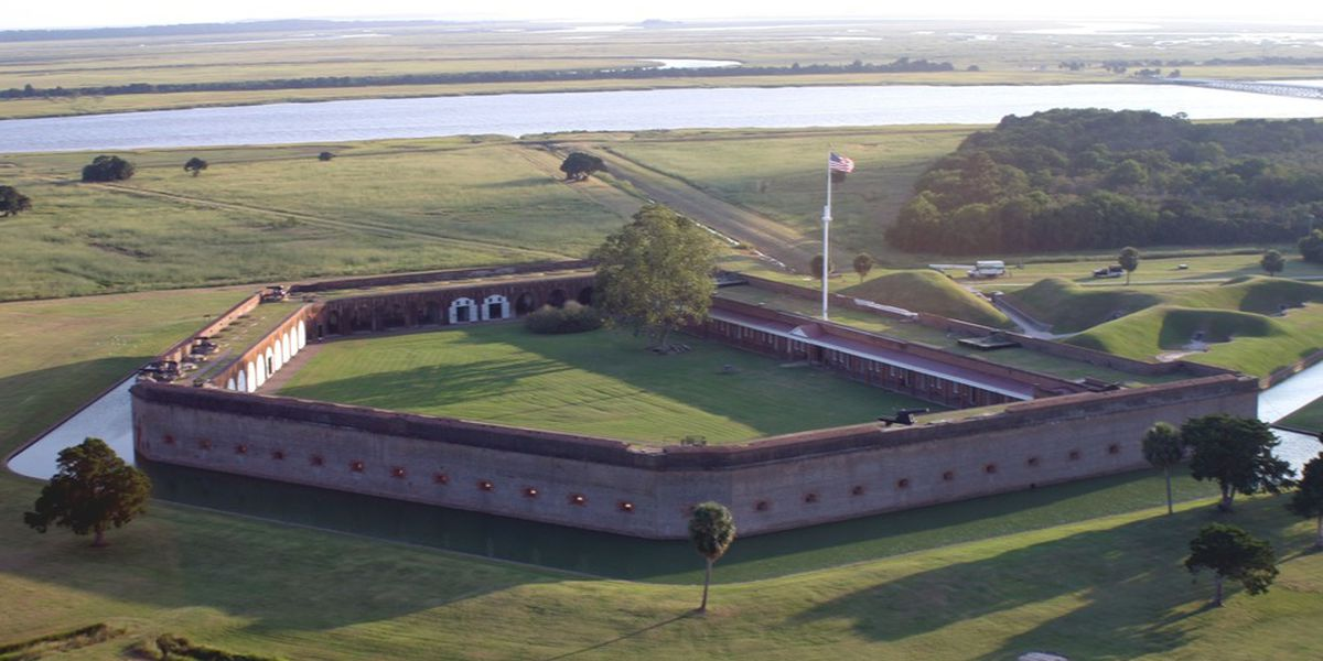 Ft. Pulaski National Monument making updates, repairs as they begin to open up more areas