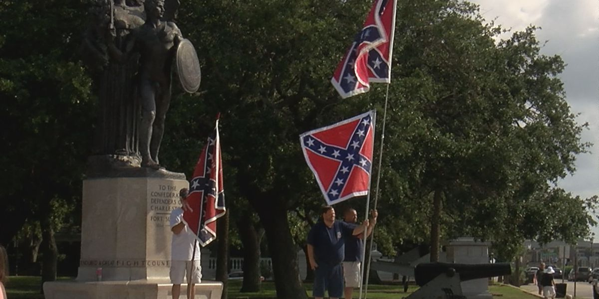 Two Confederate flag events scheduled at State House near anniversary of removal