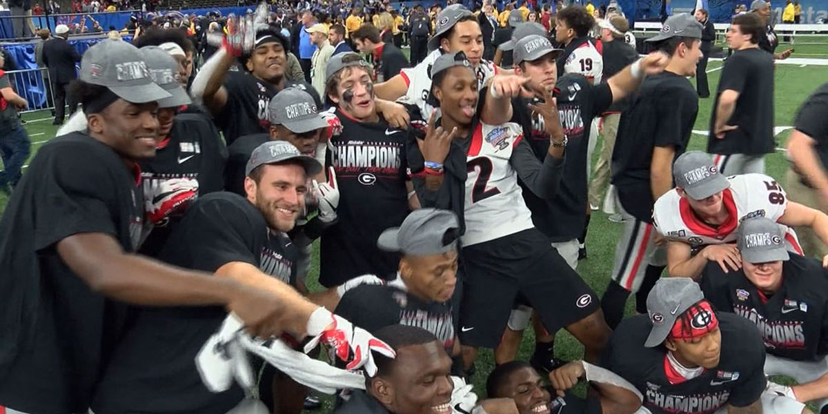 Dawgs overcome attrition for Sugar Bowl win over Baylor