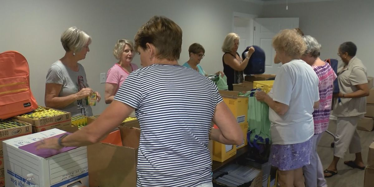 United Way of the Lowcountry helping students with 'Operation Backpack'