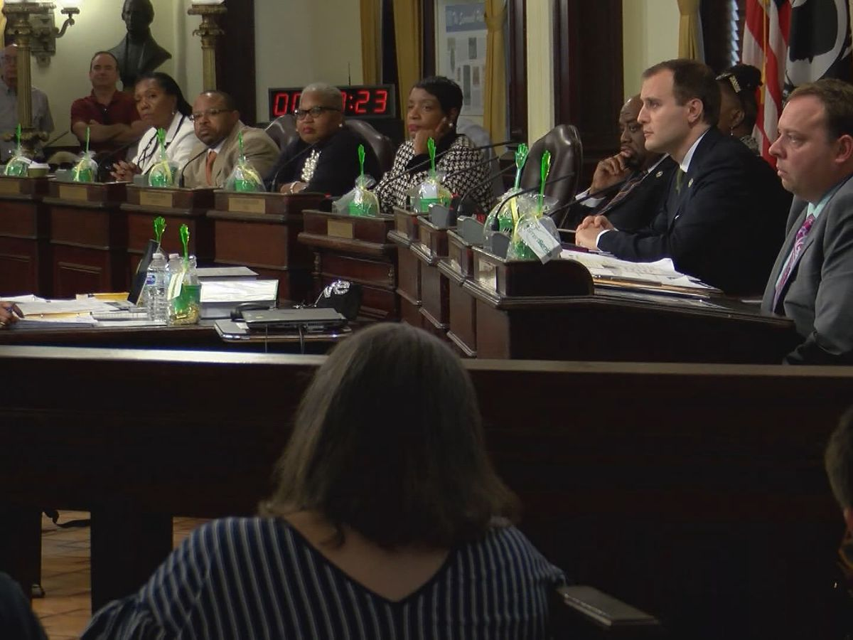 Savannah's new city council holds first meeting