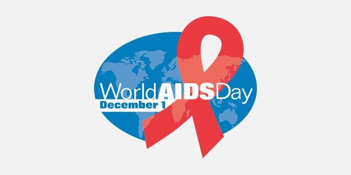 People across the globe coming together Friday for World AIDS Day