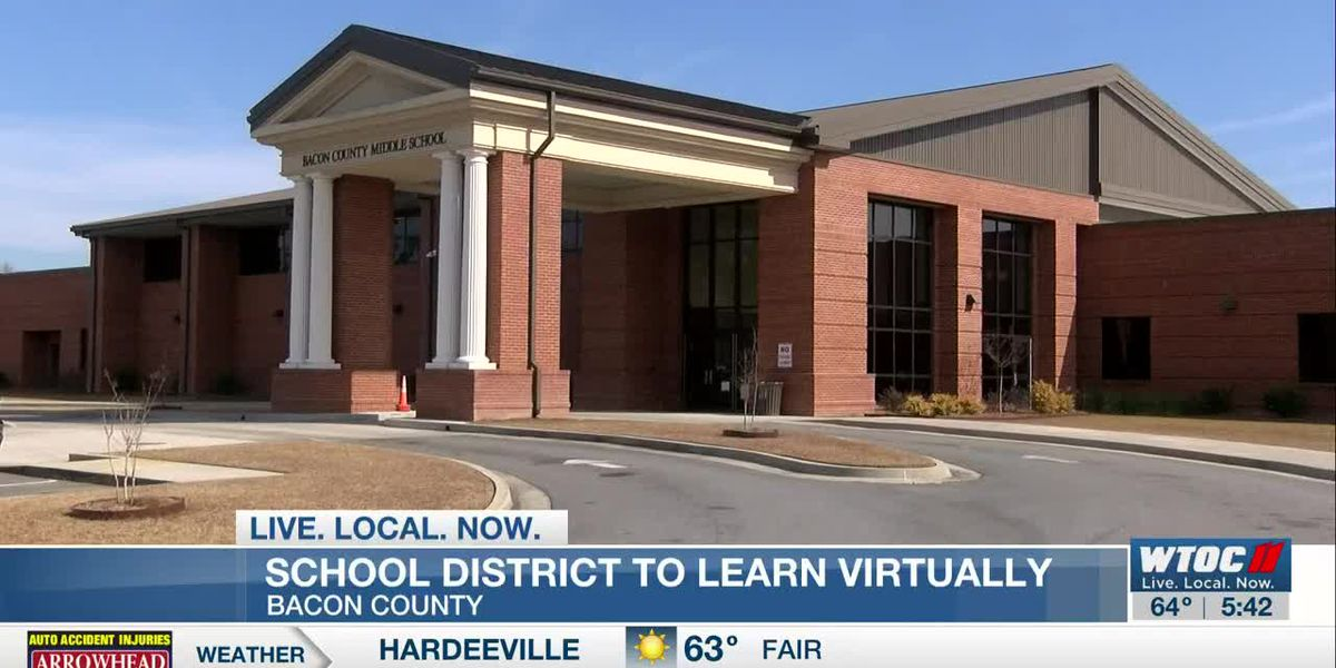 Virtual learning in Bacon Co. to help stop spread of COVID-19