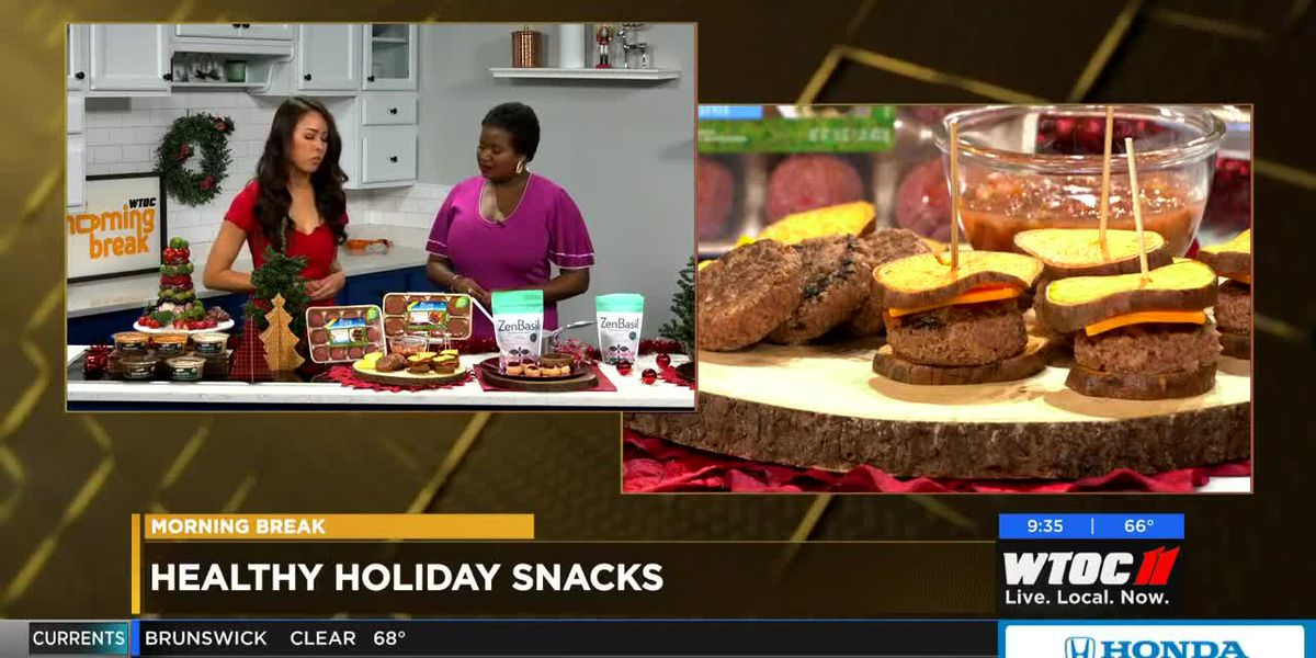 Healthy holiday cooking with Mia Syn