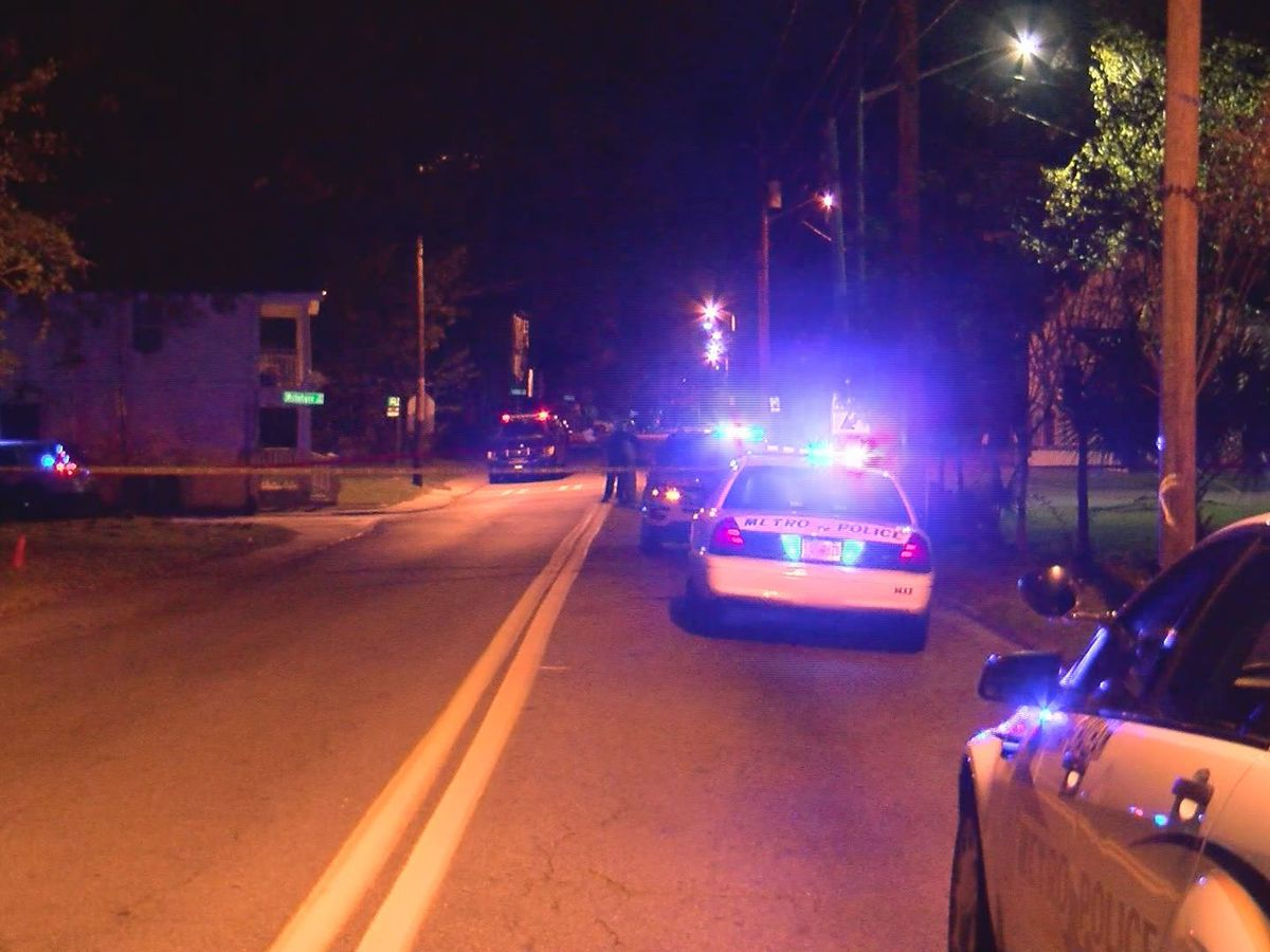 Savannah PD investigating shooting at McIntyre, Augusta streets