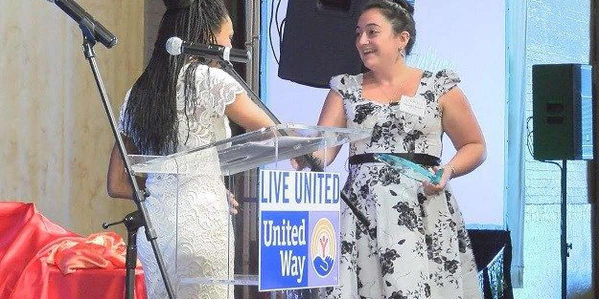 Hometown Heroes: United Way volunteers