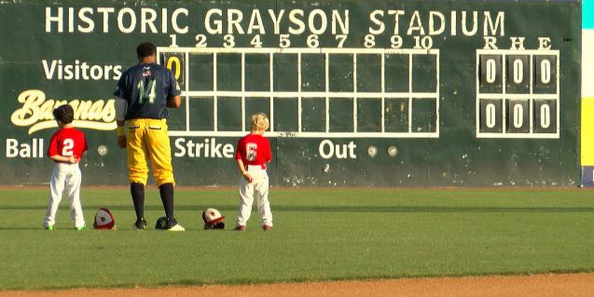 Grayson Stadium to host Class A baseball championships