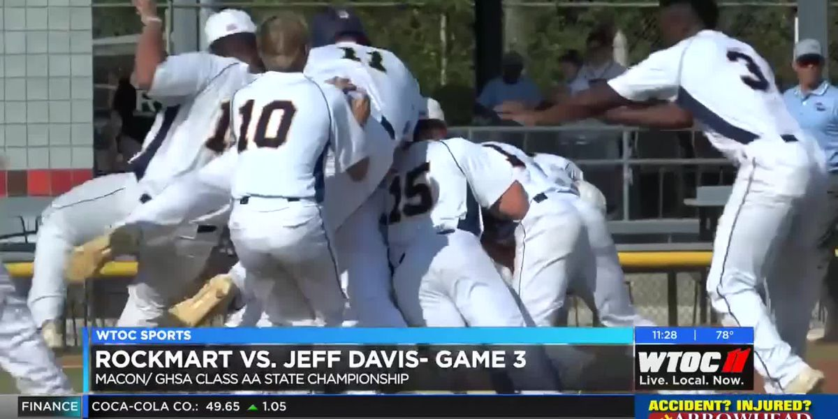 Jeff Davis claims second state title in three years