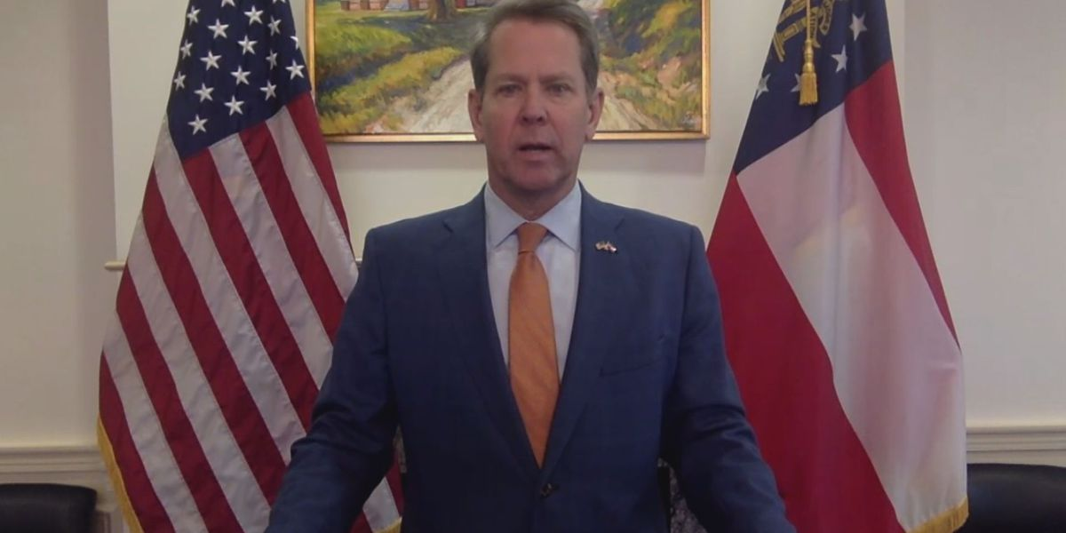 Gov. Kemp to end weekly $300 federal unemployment payments in Ga.