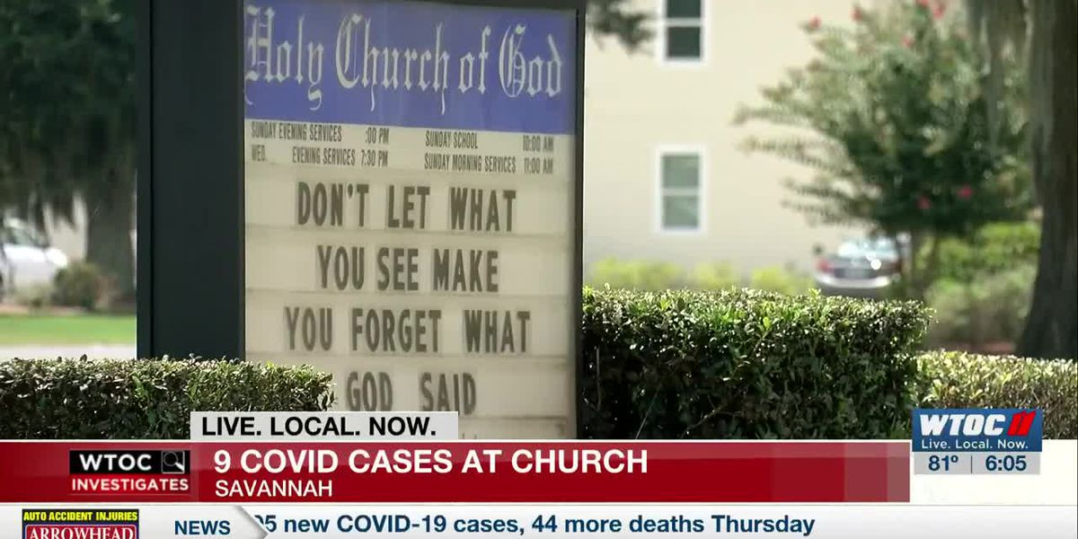 Chatham Co. Board of Elections moves polling site following COVID-19 'outbreak' at church