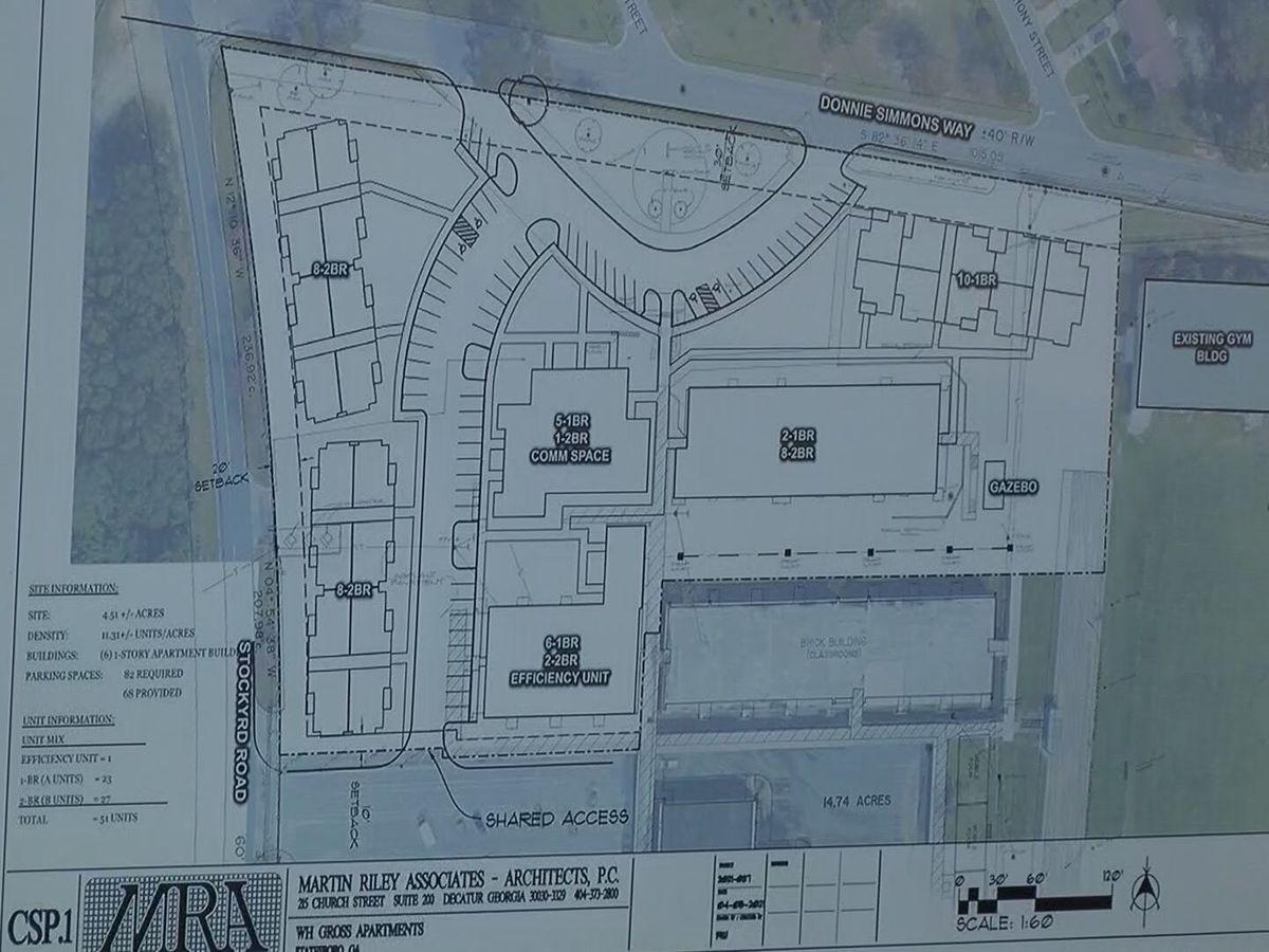 New Statesboro housing development for senior citizens moving forward