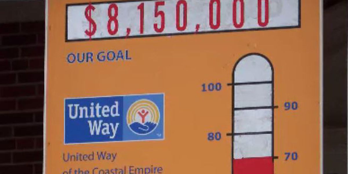 United Way receives huge donation from companies like Gulfstream, Georgia Ports
