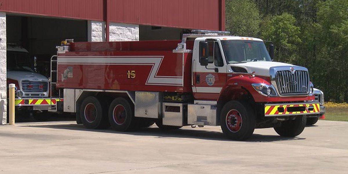 New fire trucks added to Liberty County fleet
