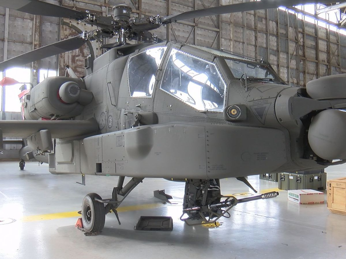 3rd Combat Aviation Brigade gets new equipment as military strategy begins to change