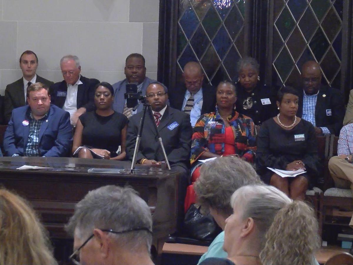 Savannah candidates speak at climate change forum