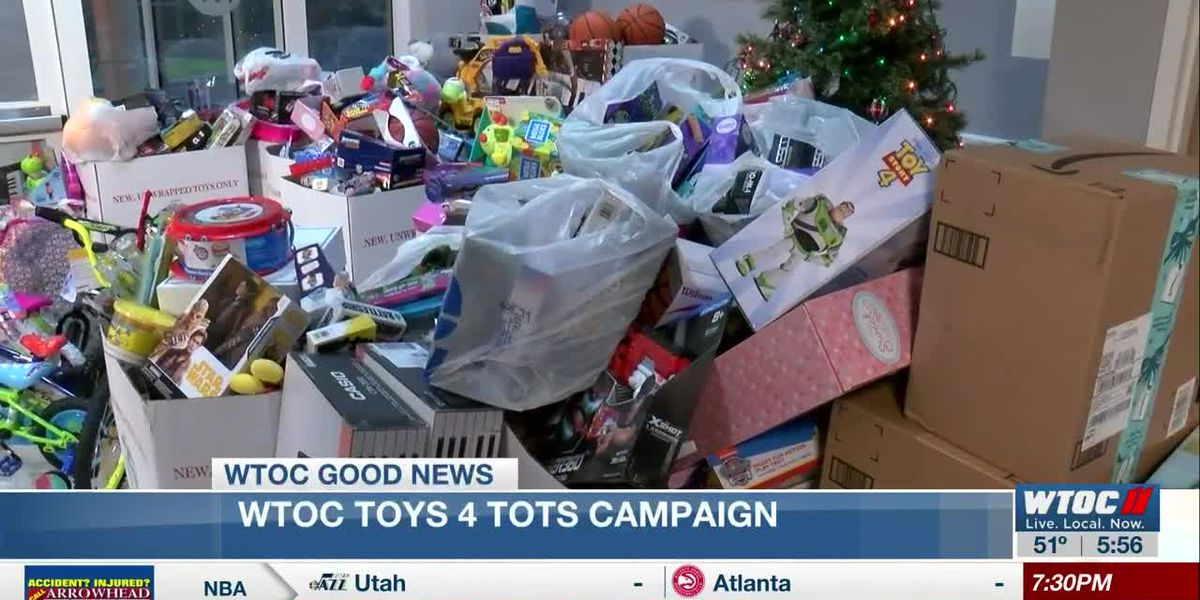Good News: Toys for Tots