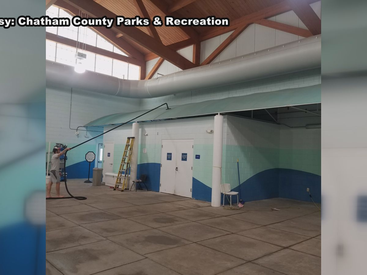 Savannah swimming facility renovates during closure