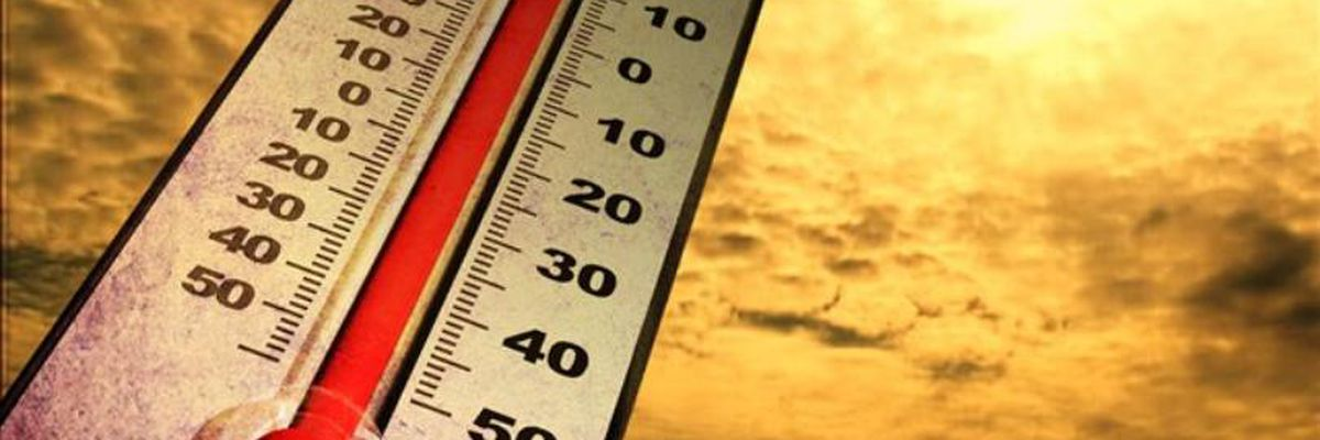 Heat Advisory in effect until 7 p.m.