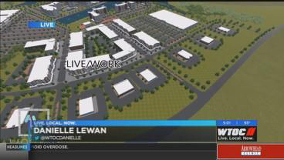 Pooler leaders break ground on new shopping complex plans