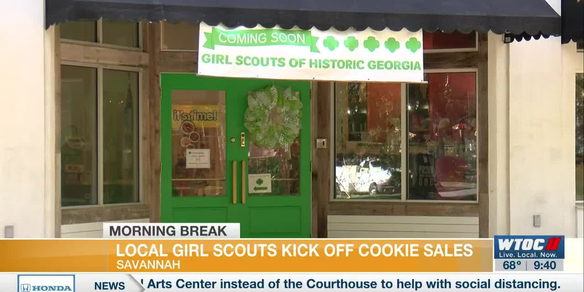 Girl Scouts adapting to pandemic with cookie sales