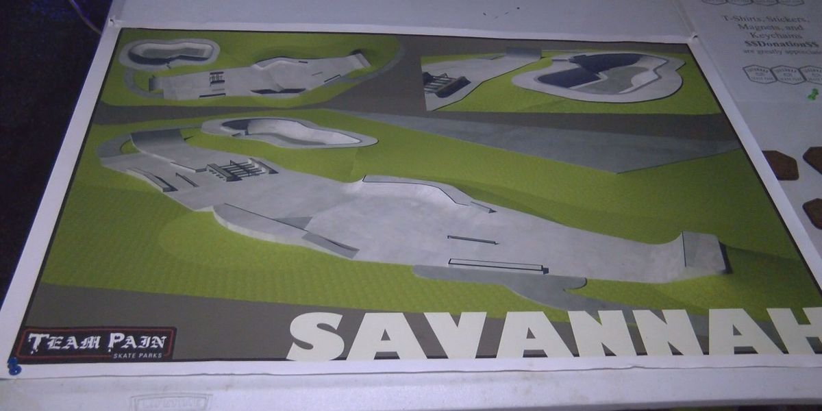 Fundraiser held to fund Savannah Skate Park