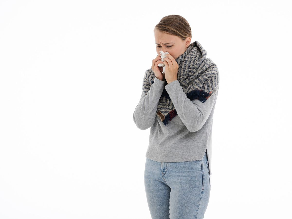 Suffer from a Runny Nose?