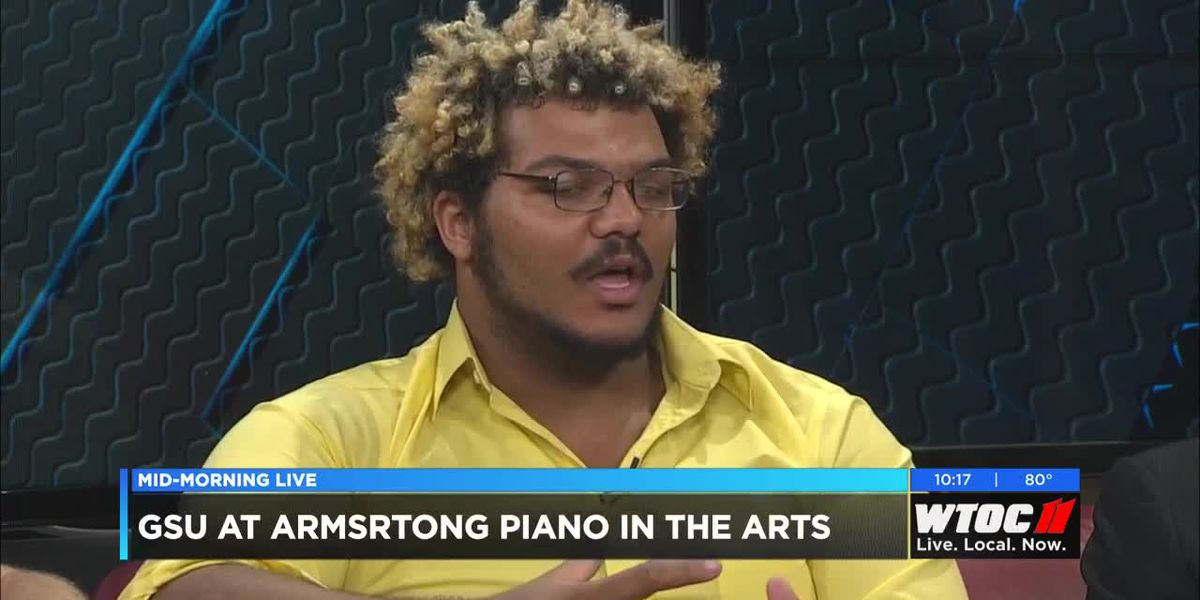 GSU at Armstrong: Piano in the Arts