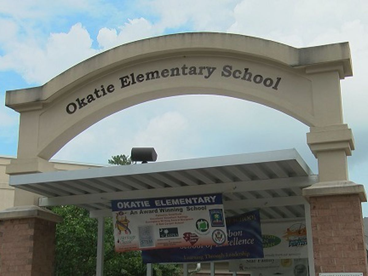 School officials monitoring status of trash pile close to Okatie Elementary