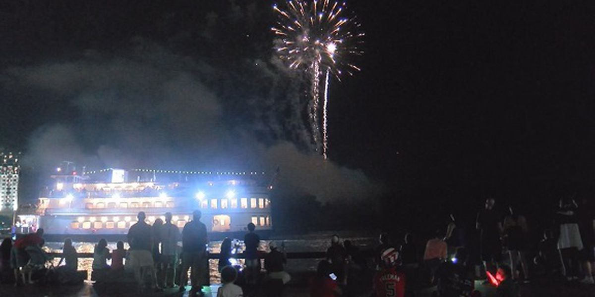 Another Savannah Fourth of July celebration in the books