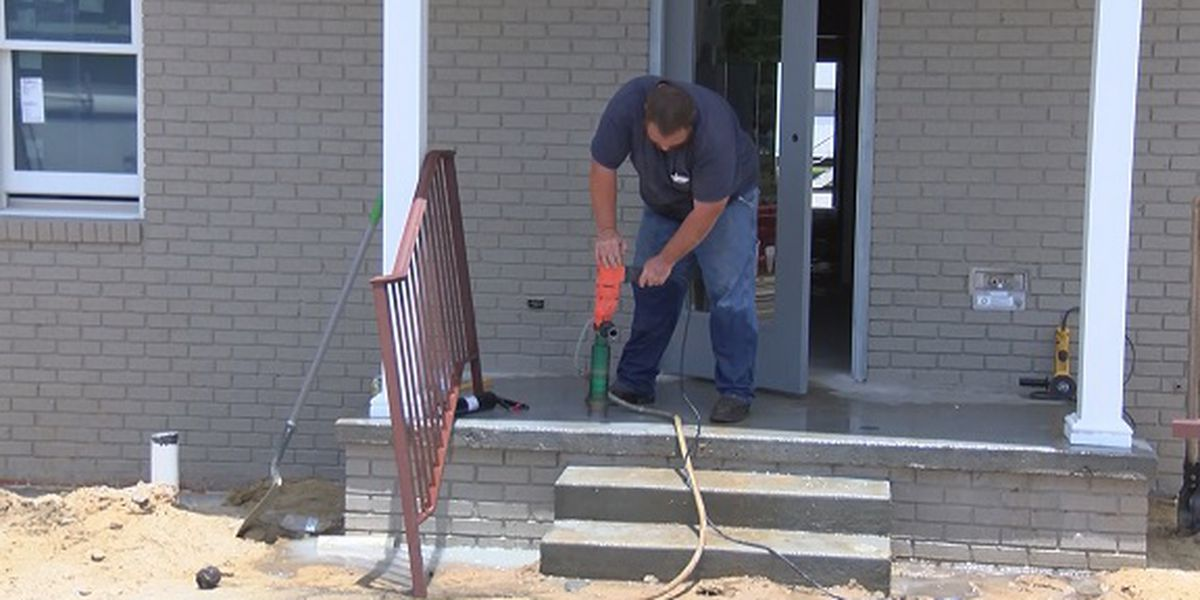 Town of Glennville renovating building to use for emergencies