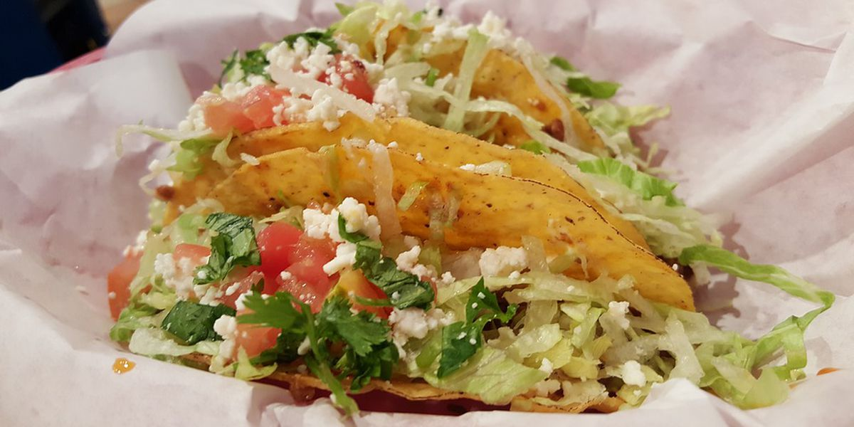 Deals being offered Oct. 4 for National Taco Day