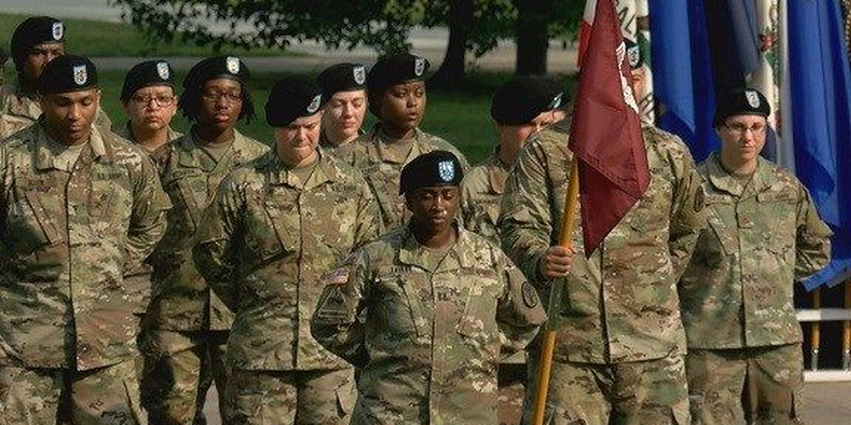 All female military team leading the way at MEDDAC-Ft. Stewart