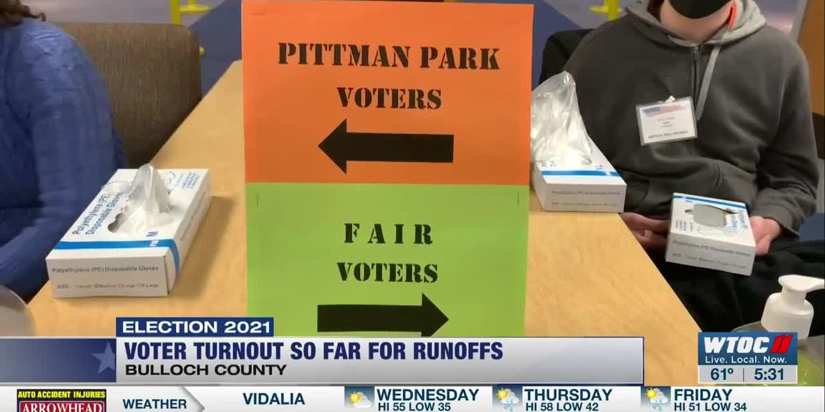 Polling location change for some Bulloch County voters