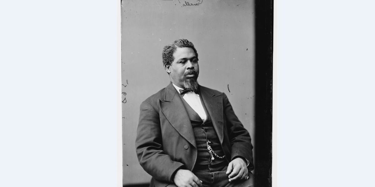 Robert Smalls: From slave To U.S. Congressman