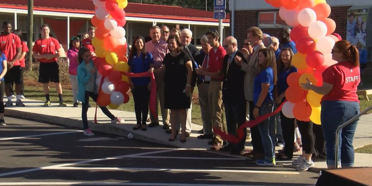 Old elementary school gets new makeover as Statesboro YMCA