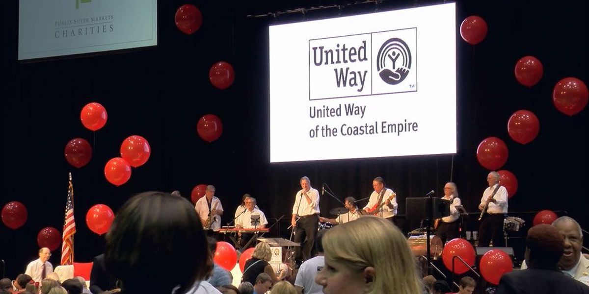 United Way of the Coastal Empire kicks off annual campaign Thursday