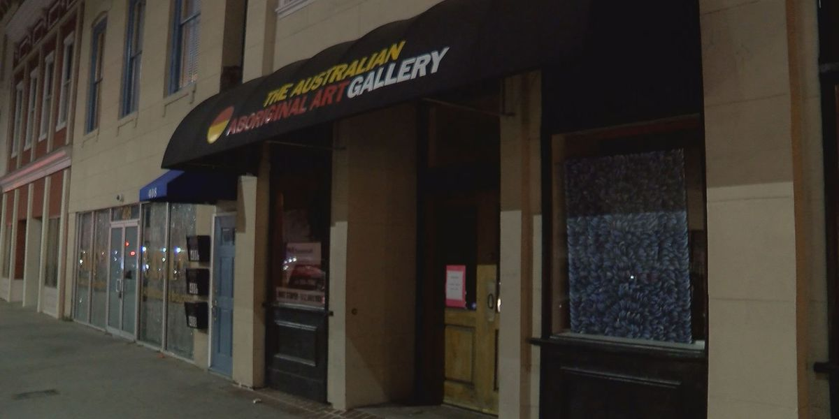 Australian Aboriginal Art Gallery to close in Savannah after shooting death of owner