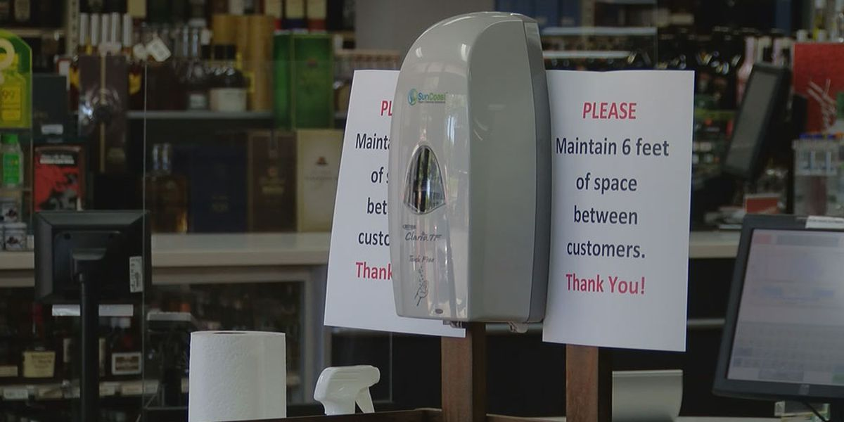 With liquor sales up, new practices take effect at local stores