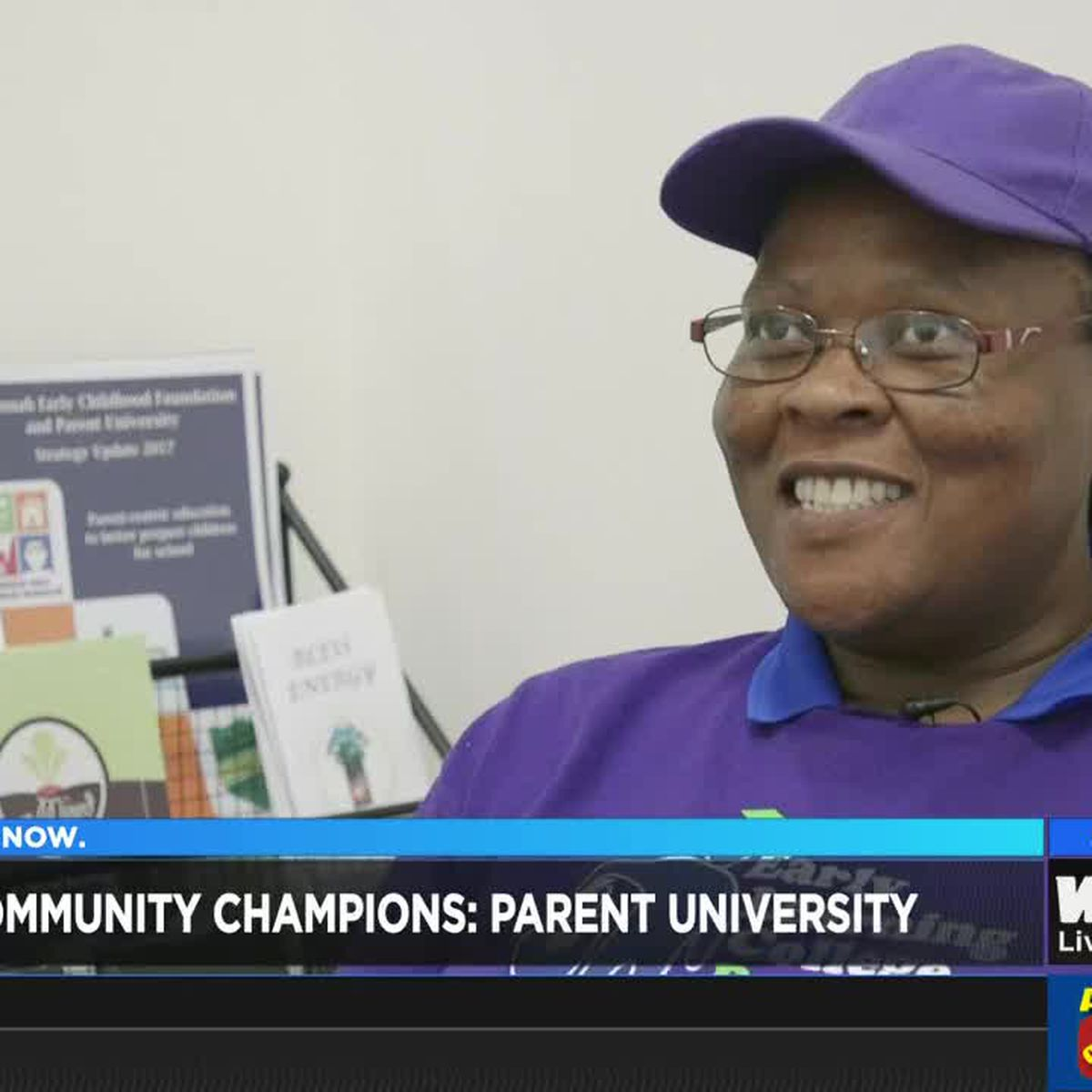 Community Champions: Parent University