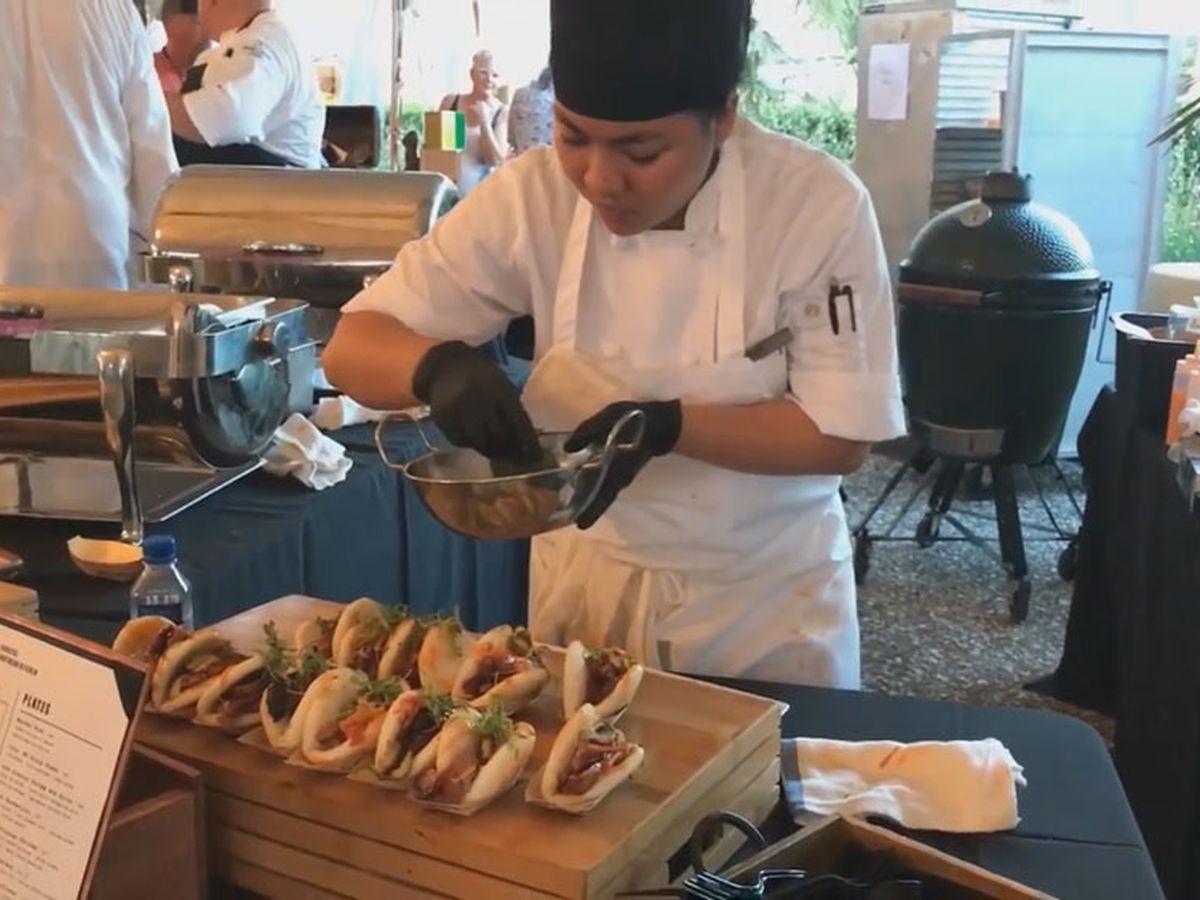 6th Annual Gourmet Seafood and Spirits Festival set for this weekend