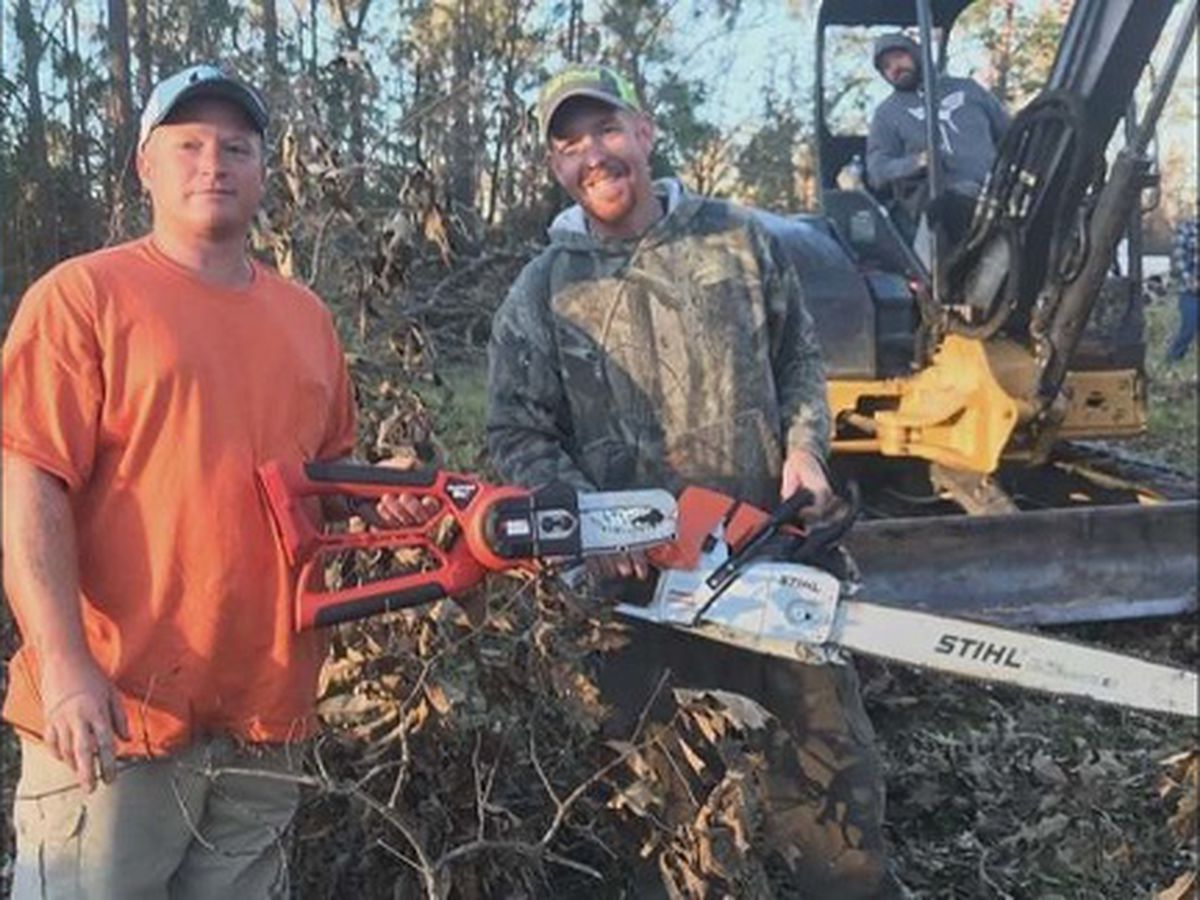 Bulloch County team helping Hurricane Michael victims