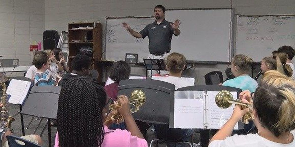 Top Teacher: John Gleissner, Bulloch County