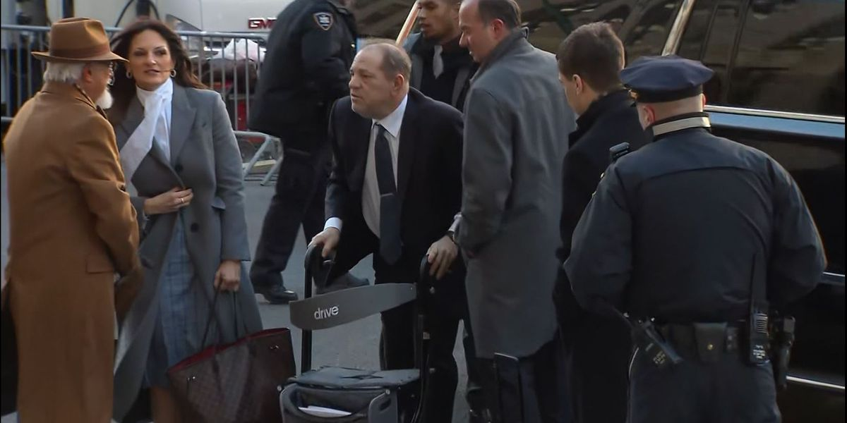Weinstein jury indicates it is split on most serious counts, adjourns for weekend