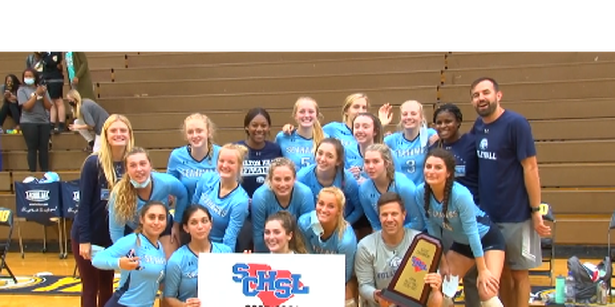 Hilton Head wins state volleyball title
