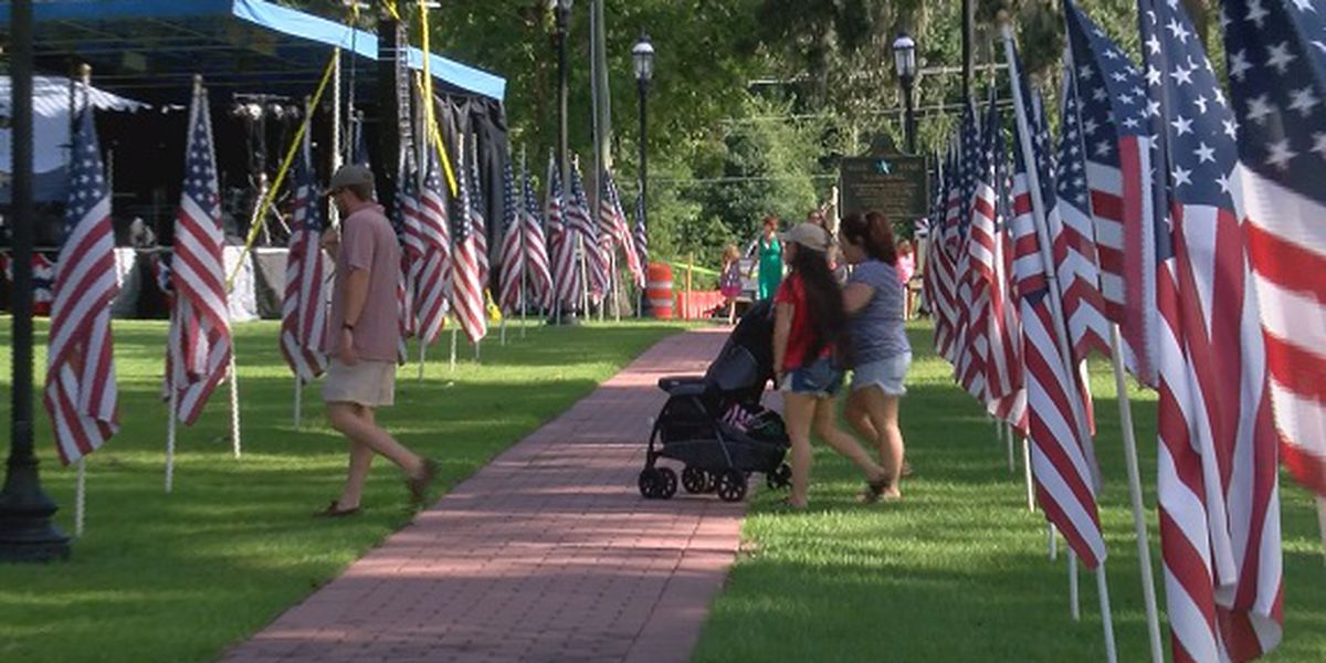 Fourth of July events, more kicking off this weekend around Coastal Empire