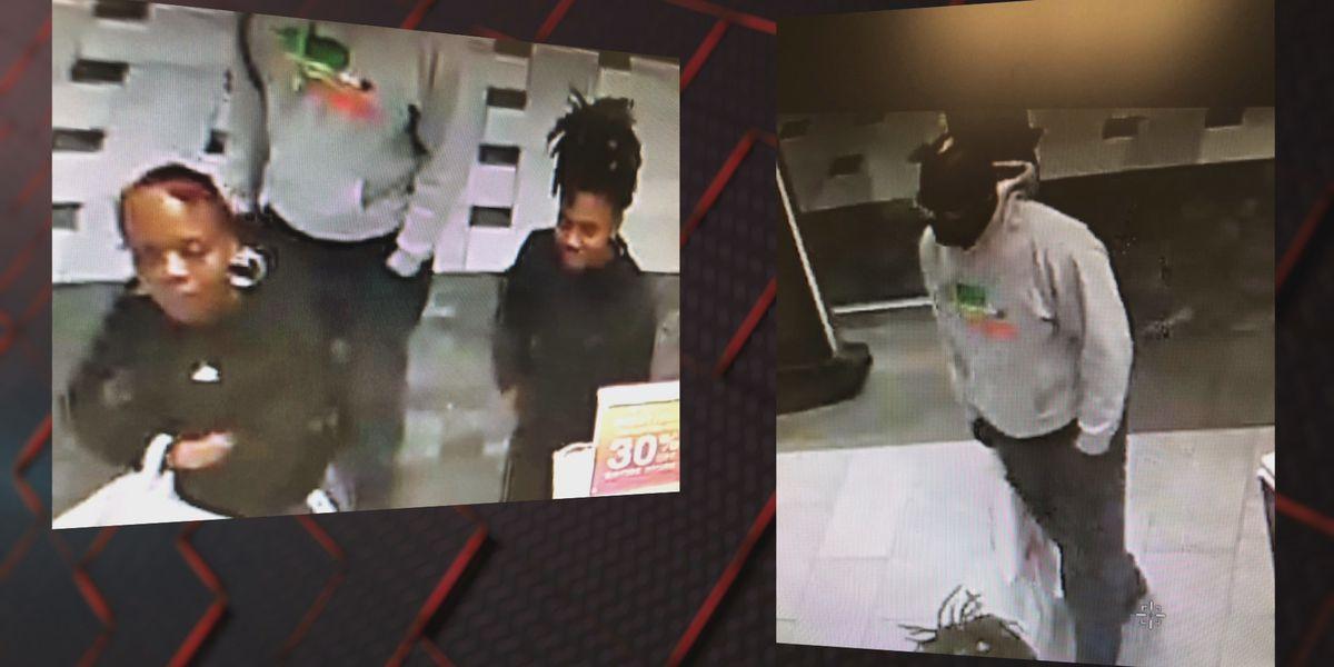 Savannah Police seek to identify shoplifting suspects