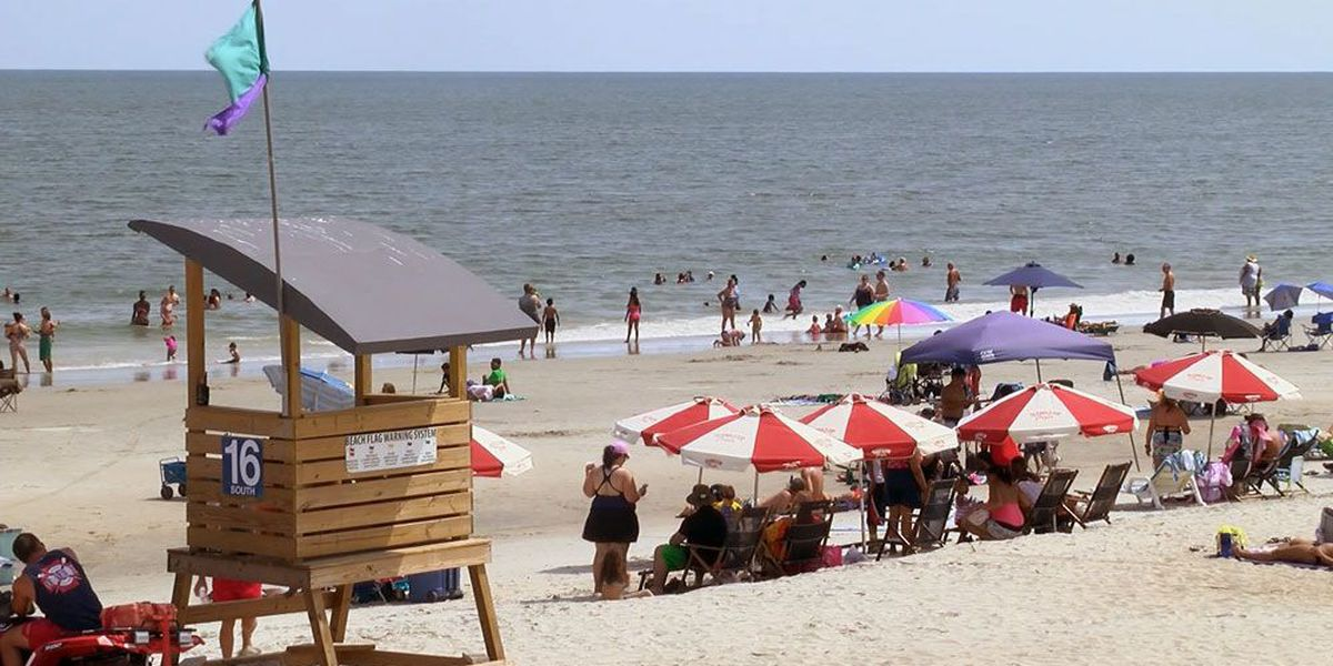 Tybee officials stress beach safety during busy Labor Day weekend