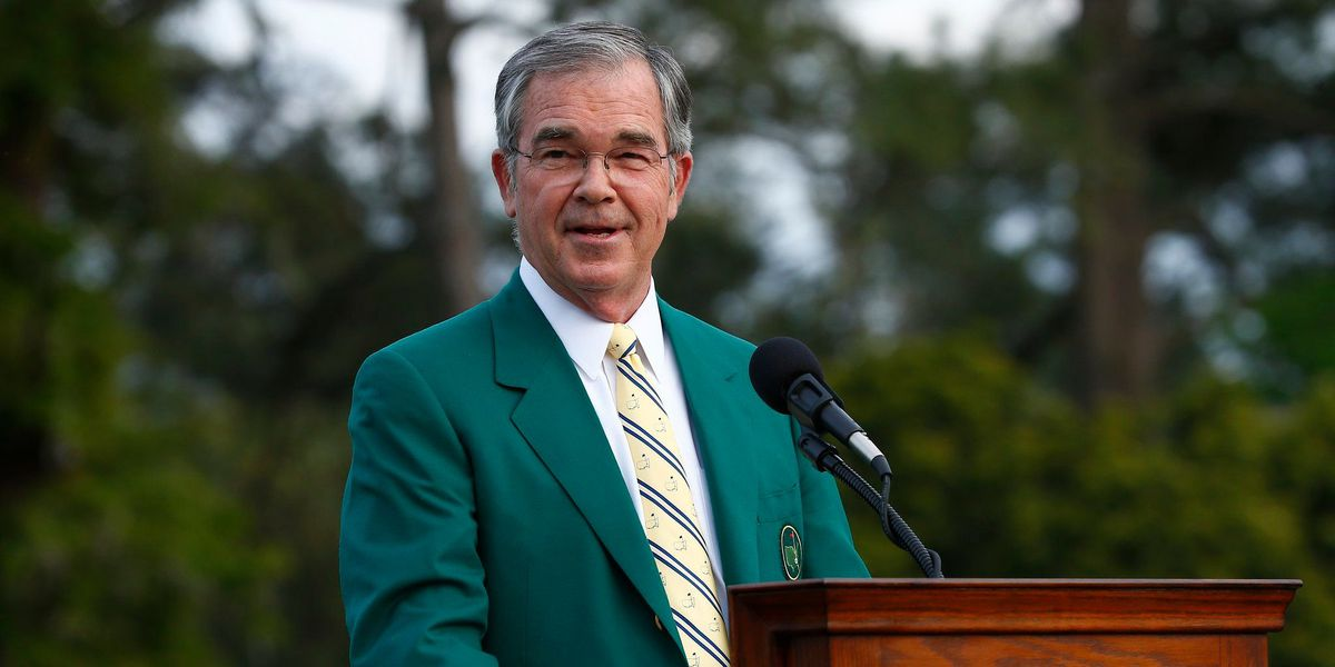 Billy Payne retires as Masters chairman