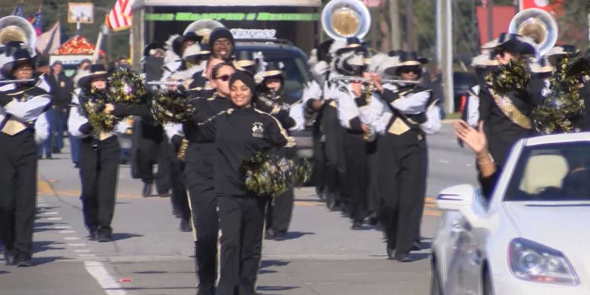 Martin Luther King, Jr. Day celebrated in Hinesville